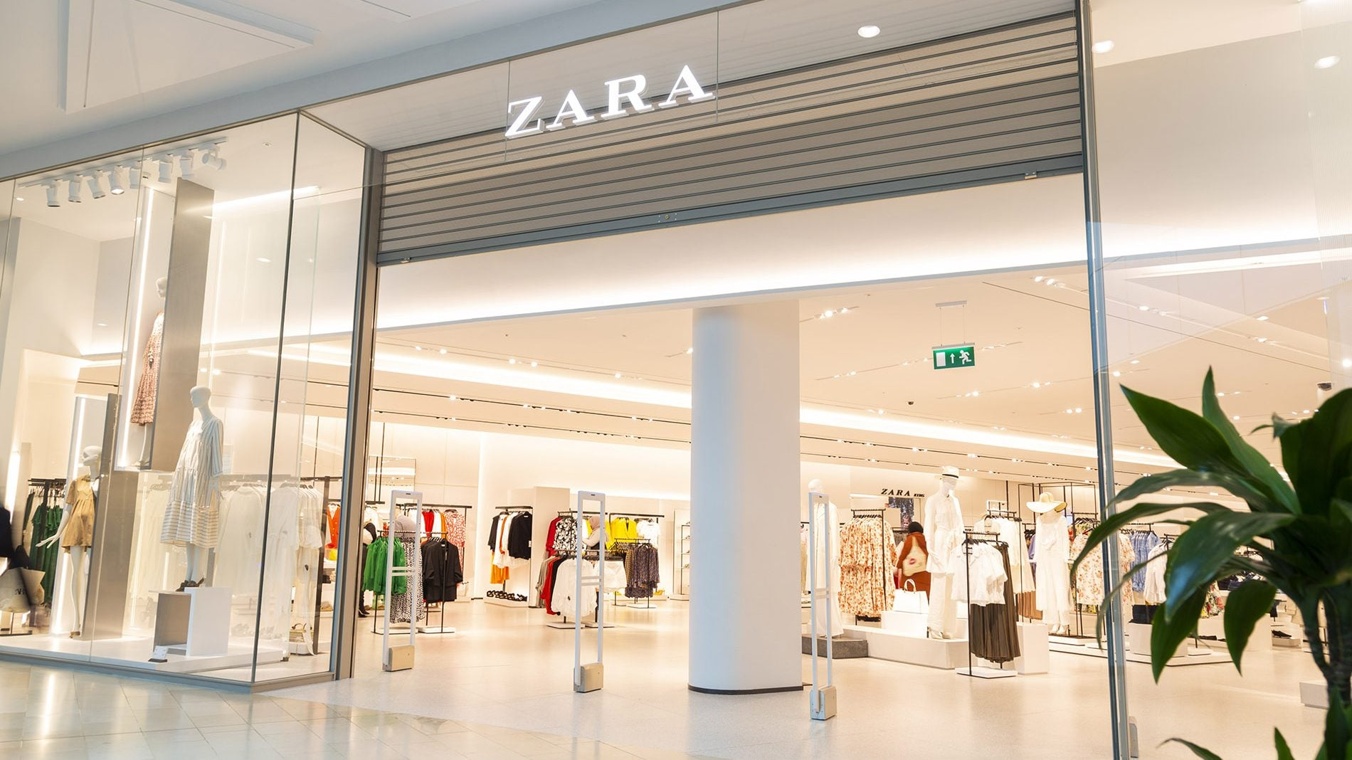 Highcross Zara Retail Design Management Beyond London