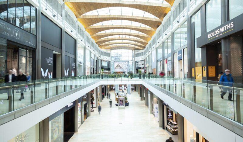 Highcross Retail Design Management Beyond London