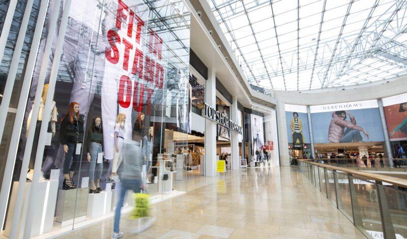 beyond london Bullring shopping centre retail design management