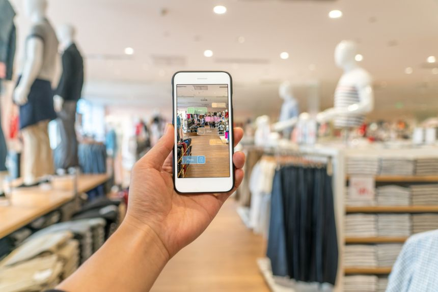 responsive wayfinding on your mobile -how can brands disruptive the backlash on bland e-commerce