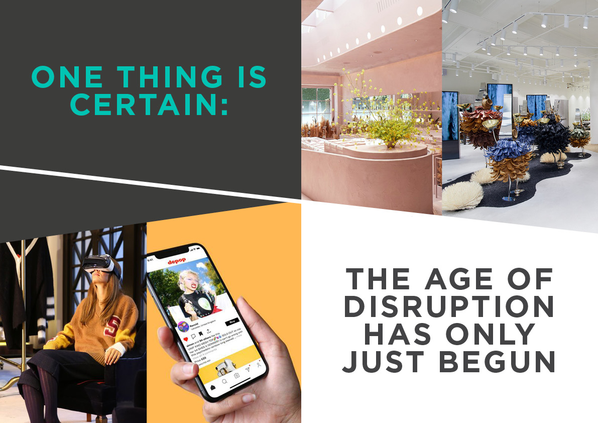 One thing is certain: the age of retail disruption has only just begun Beyond london event announcement