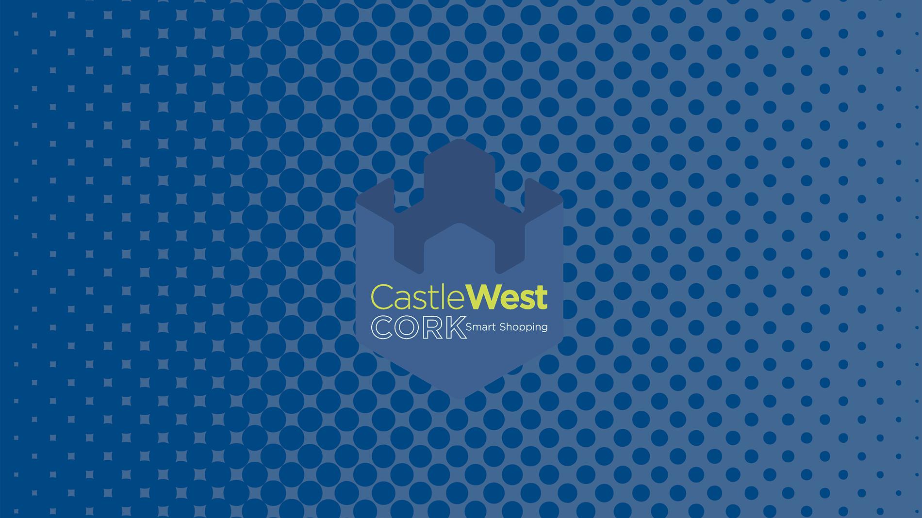 castle west cork shopping centre logo