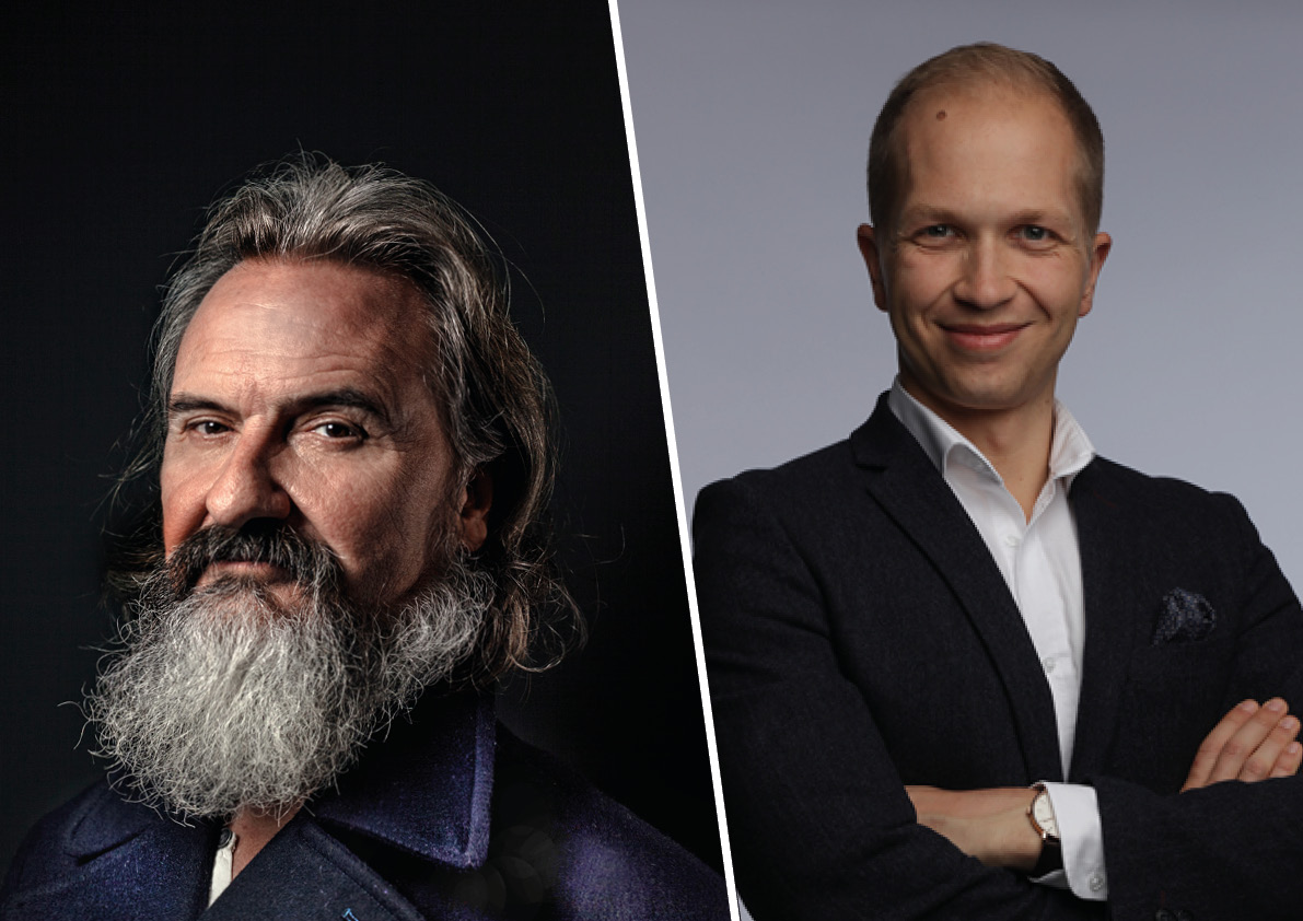 Howard Saunders and Jonny Round are speaking at The New Age of Retail Disruption