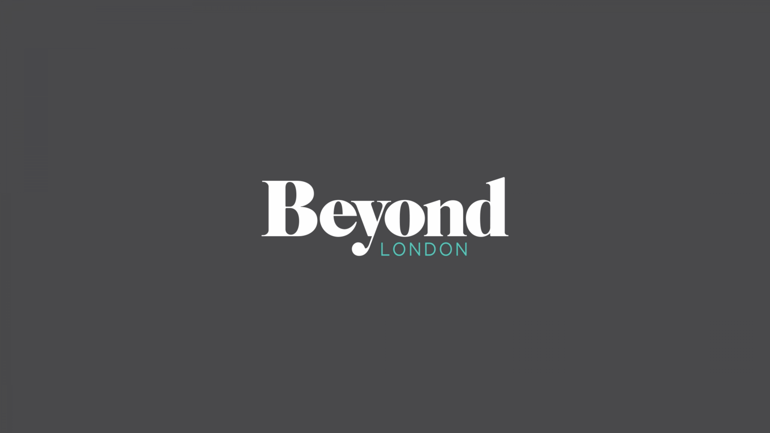 Beyond London home page video still