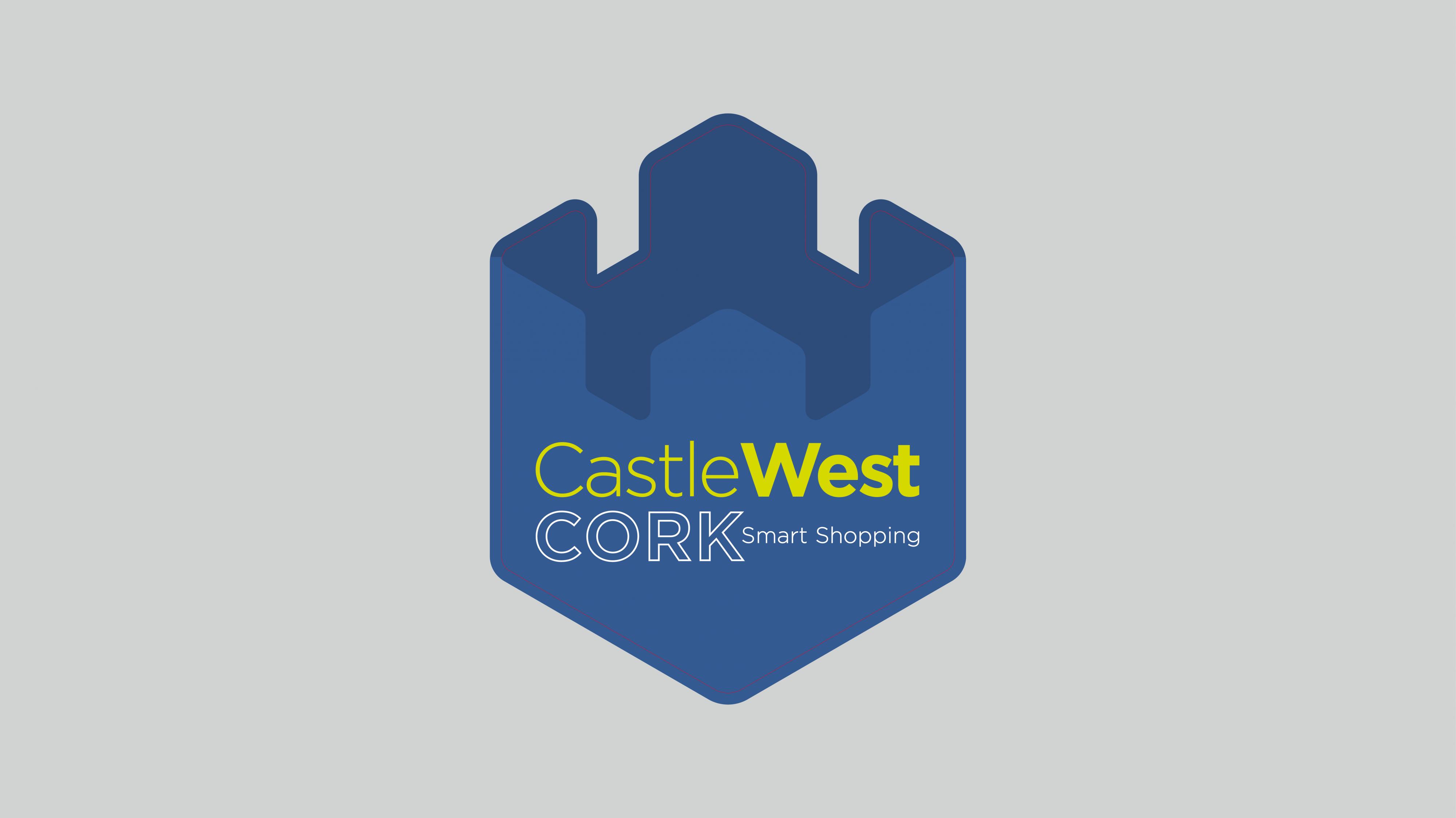 Castle West logo